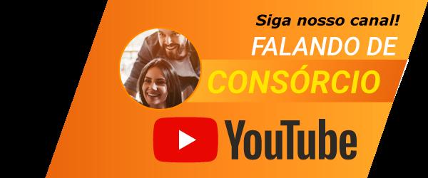 Canal no YouTube - Falando de Consórcios